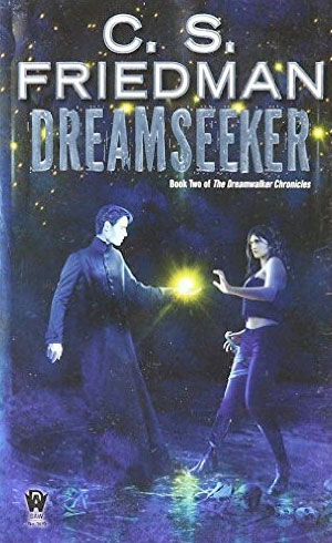 DREAMSEEKER PAPERBACK IN SEPTEMBER, THEN DREAMWEAVER IN DECEMBER!