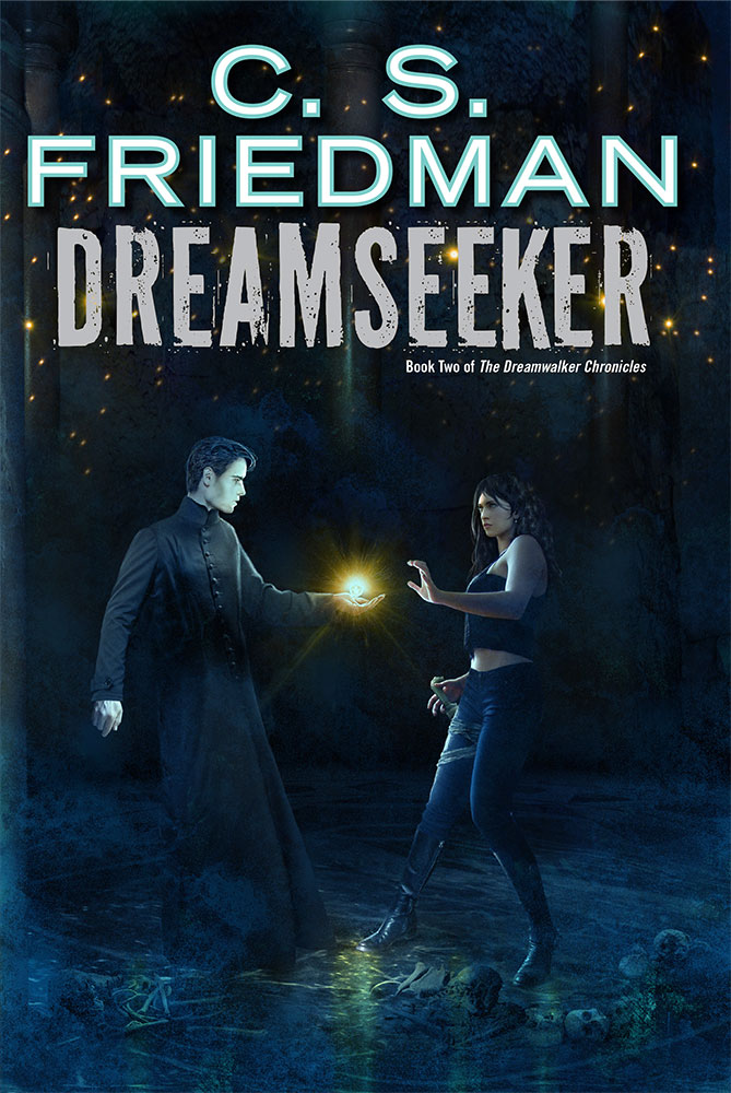 Dreamseeker Coming Nov. 3rd