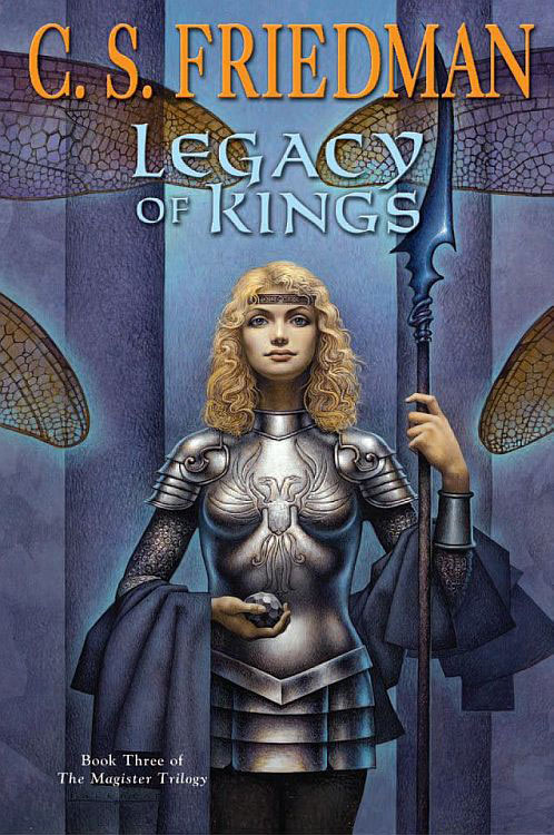 Legacy of Kings in Paperback